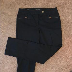 Talbots Signature Black Dress Pants size 4